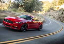 Mustang 5.0 V8 GT 深度體驗之旅