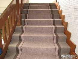 誰來說說樓梯地毯如何固定?具體方法是什麼?