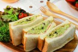 關曉彤公開蔬菜三明治教程,原來女明星都是這樣保持身材的!減肥吃它就對了