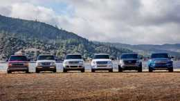 """跨越山河湖海,這臺""""全尺寸""""三十年進化只為成為最完美的三排SUV"""