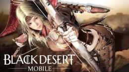 排行一度登頂,熱度持續不減的《黑色沙漠》,會是你喜歡的MMOARPG嗎?